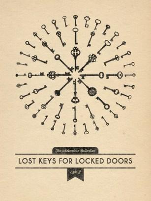 Robbie Porter: Lost Keys for Locked Doors. Buy it now http://bit.ly/1FsijDb