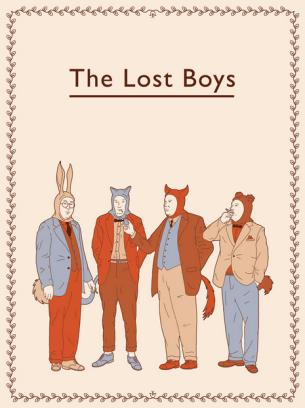 Robbie Porter - The Lost Boys. Buy it now http://bit.ly/1MF4ROz