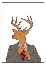 Robbie Porter - Illustrated Christmas Cards. Buy it now http://bit.ly/1CnCov7