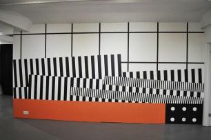 Installation by Katy Binks