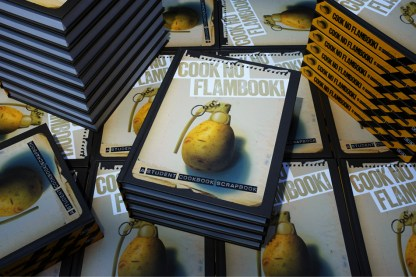 Michael Rudman - Cook No Flmabooki
