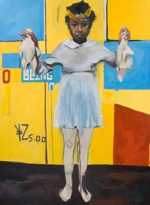 Kudzanai Violet Hwami - Untitled