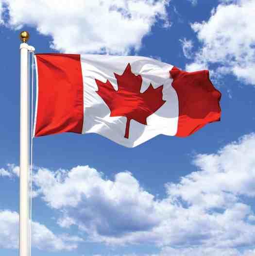 canadiana flag