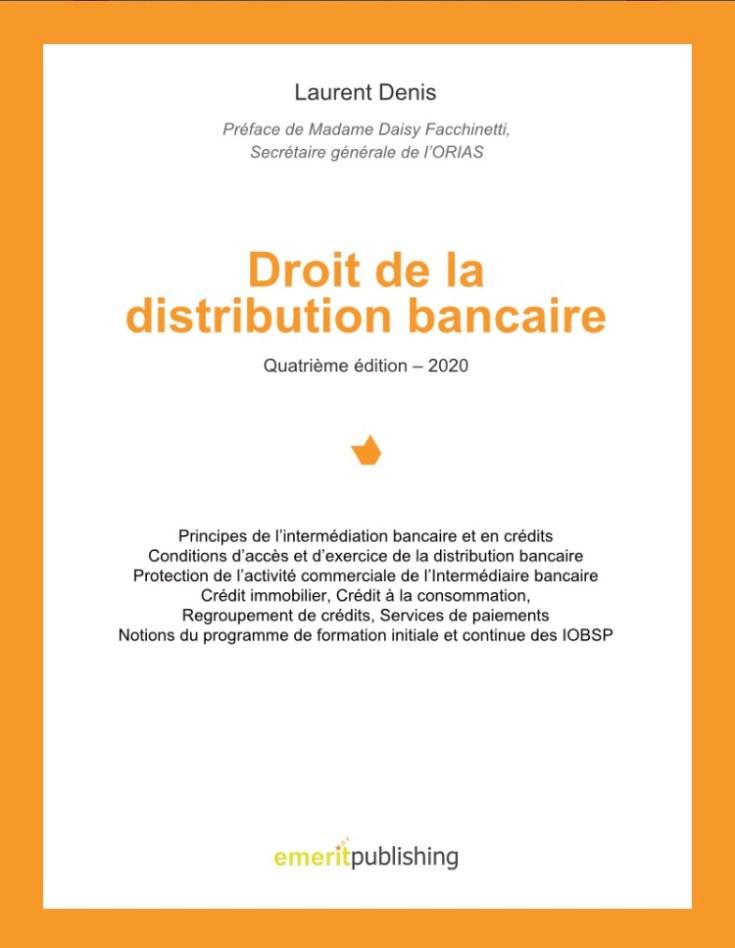 Droit de la distribution bancaire