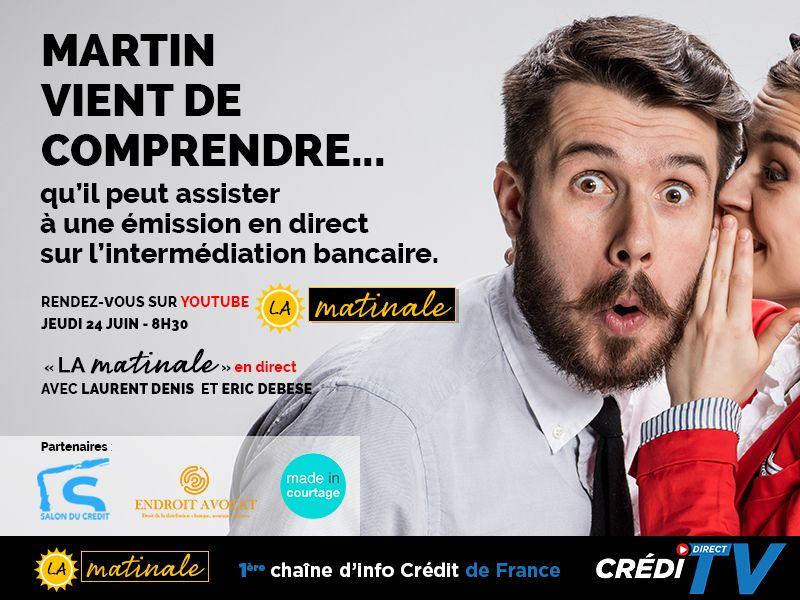 CREDITV La Matinale TAEG