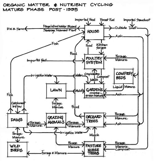Cycle de la matière organique
