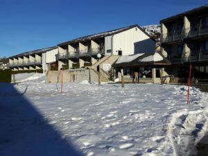 Location matériel de skis Club VVF
