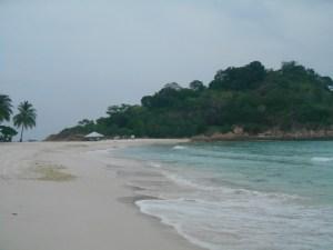 Plage de l'île de Redang