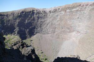 Cratère Vésuve
