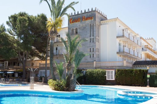 Hôtel Castell Dels Hams
