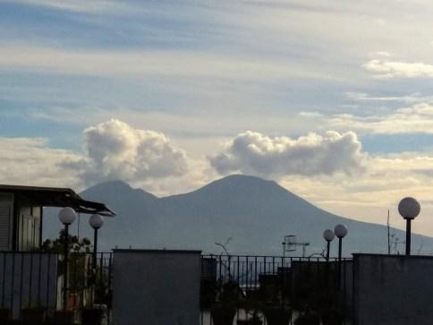 Vésuve Naples