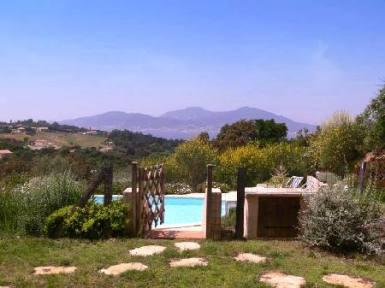 Extérieur villa Porticcio
