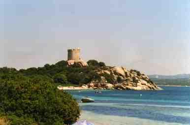 083 la tour génoise de Caldarello