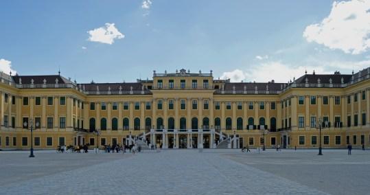 Palais de Schönbrunn - Vienne