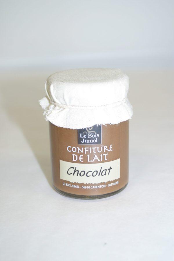 Confiture de Lait au Chocolat