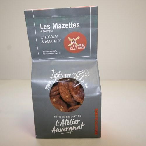 Mazettes Chocolat et Amandes