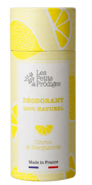 Déodorant CItron et Bergamote