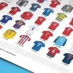 Affiche vestiaire du foot français 2