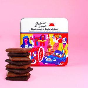 biscuits-enrobes-de-chocolat-noir-et-lait