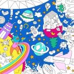 cosmos-poster-coloriage (2)
