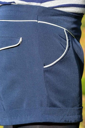 Passepoils ceinture
