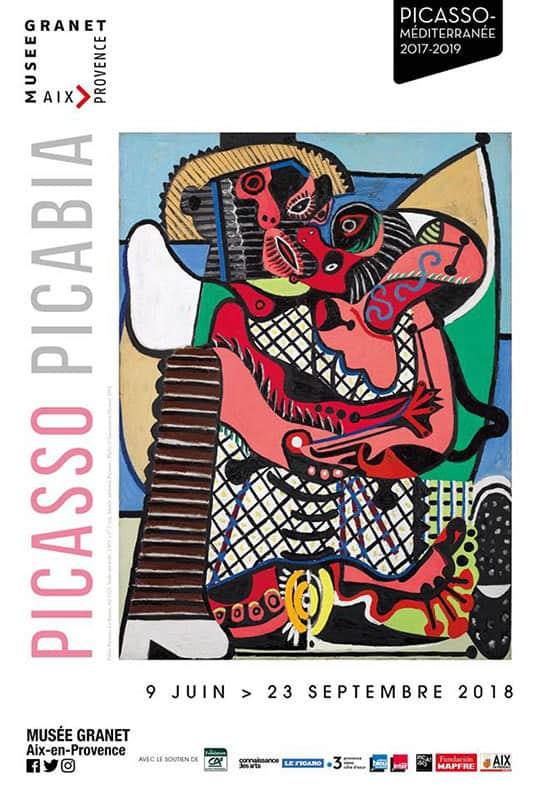 Exposition Peinture Aix En Provence : exposition, peinture, provence, Exposition, Picasso, Picabia, Musée, Granet, Peinture, Défi, Marseille