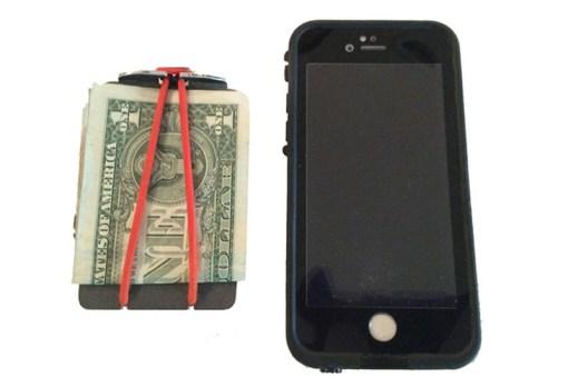 Bandit Wallet Cell Phone Holder