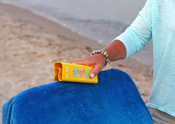 Slip Clips  Perfect Beach Towel and Everything Clip
