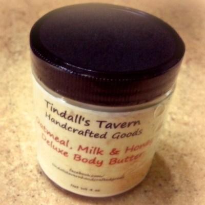Deluxe Body Butter Oatmeal, Milk & Honey