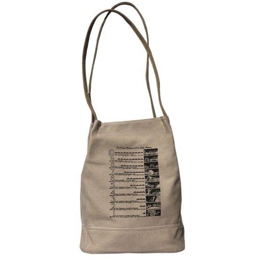 Ten Little Motorists Tote Bag