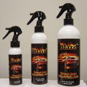 Blaze Auto Wax