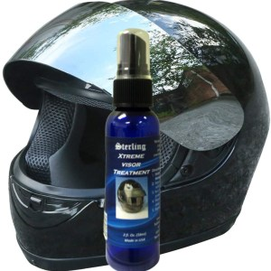 Visor & Helmet Treatment