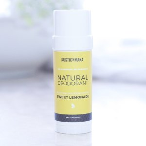 Sweet Lemonade Natural Deodorant