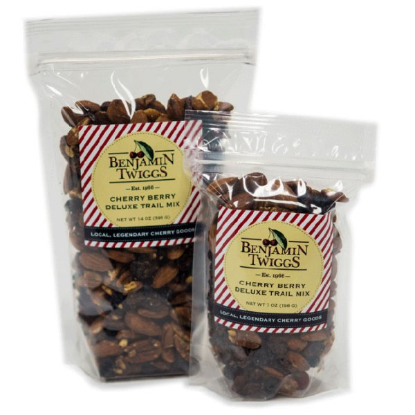 Cherry Berry Trail Mix