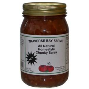 Gourmet Homestyle Chunky Salsa