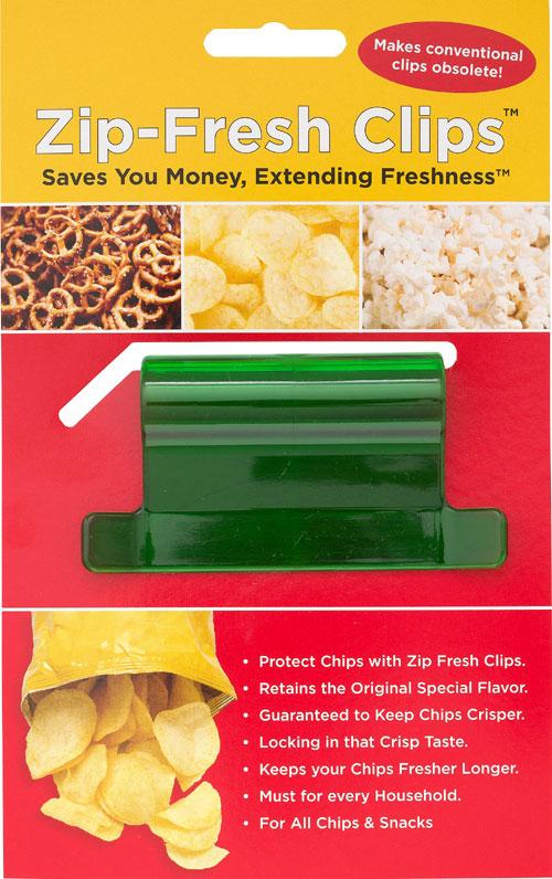 Snack and Potato Chip Clip