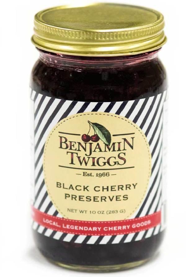 Black Cherry Preserves