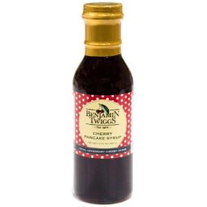 Cherry Pancake Syrup