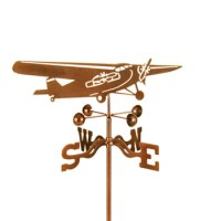 Airplane Tri Motor Weathervane