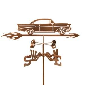57 Chevy Weathervane