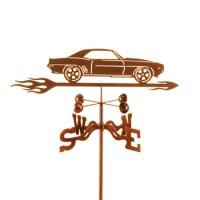 69 Camaro Weathervane