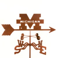 University of Michigan Weather Vane