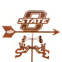Oklahoma State Weather Vane