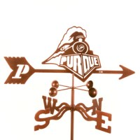 Purdue University Weather Vane