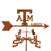 Texas A&M Weather Vane