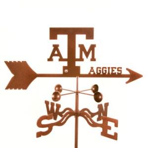 Texas A&M Weather Vane