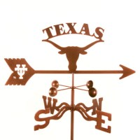Texas Longhorns Weather Vane