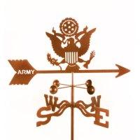 Army Weather Vane