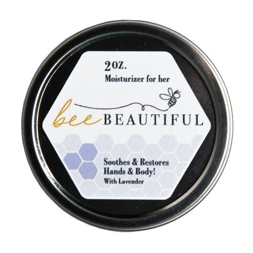 Bee Beautiful Moisturizer All Natural Bee Butter