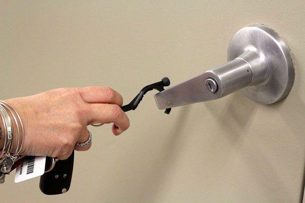Use the Kooty Key to Open Doors